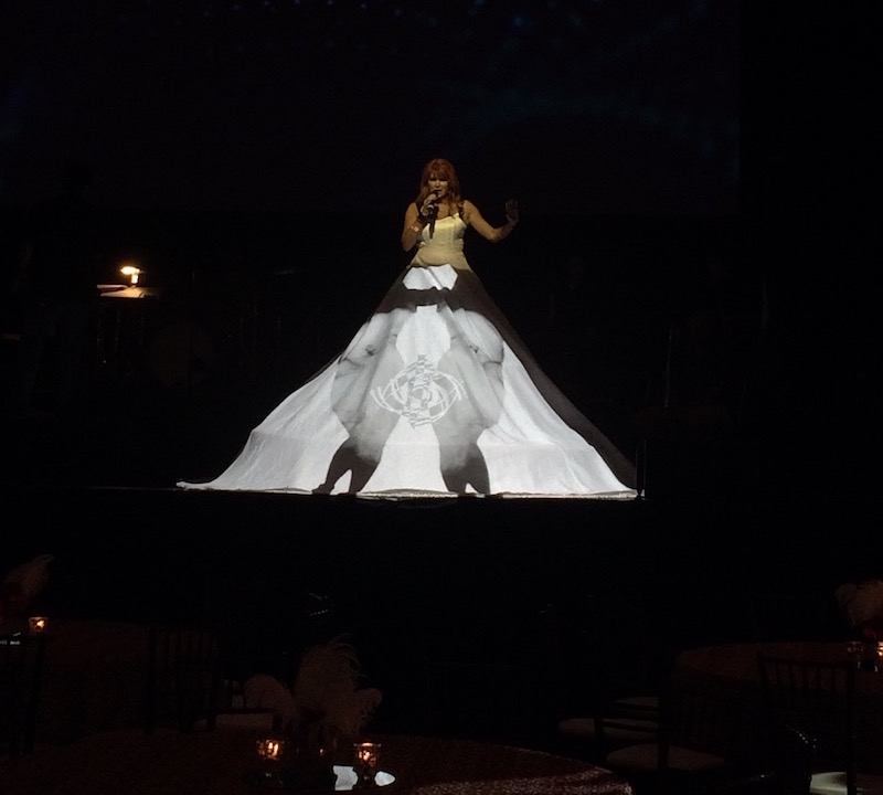 Video Mapping Innovative Entertainment 2