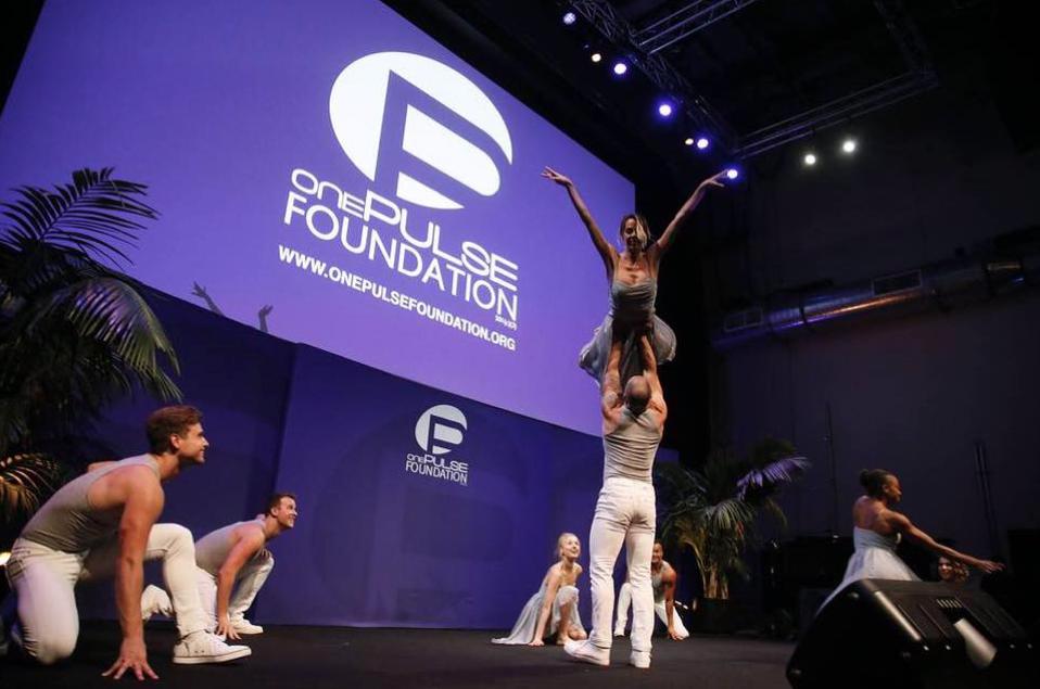 OnePulse Foundation Dancers