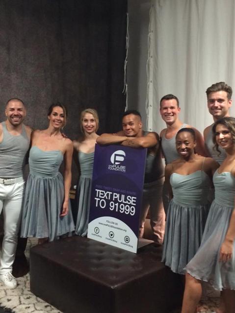 OnePulse Foundation Dancers Team
